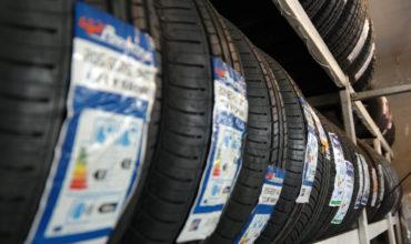 New tires in Miami