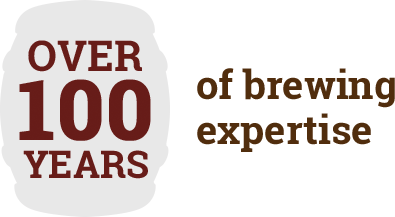 Over 100 Years of Brewing Expertise