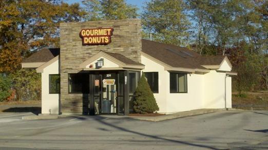 Gourmet Donuts – Worcester, Massachusetts