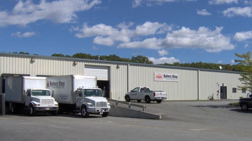 Battery Shop of New England - Dracut, MA