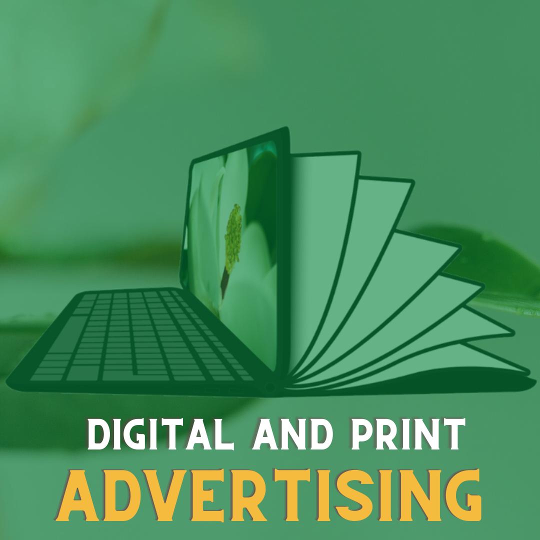 Advertising. Southern Marketing Team Image.