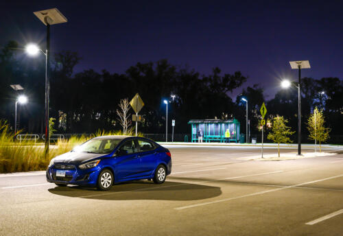 Tampa Parking Lot Lighting, RMS Park Lighting Systems