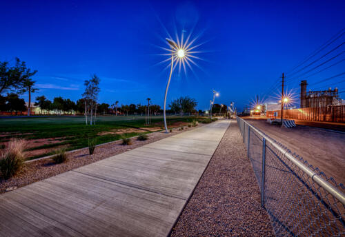 RMS Park Lighting Systems