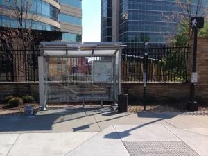 Urban Solar shelter lighting 5