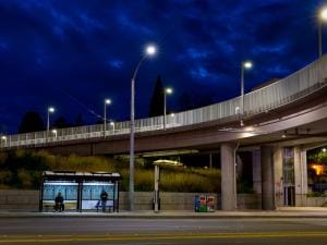 Urban Solar shelter lighting 8
