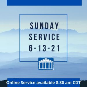 Online service for 6-13-21