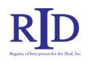 Registry of Interpreters for the Deaf