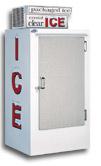 Model 30 Upright Ice Box