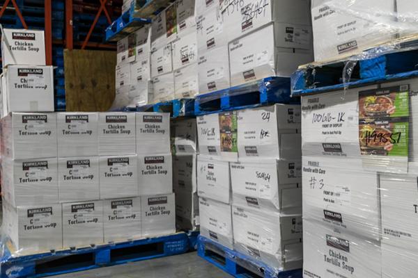 cold food storage service