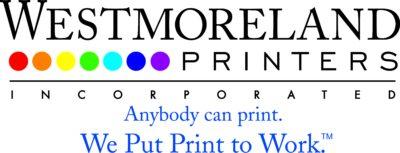 Westmoreland Printers Inc.