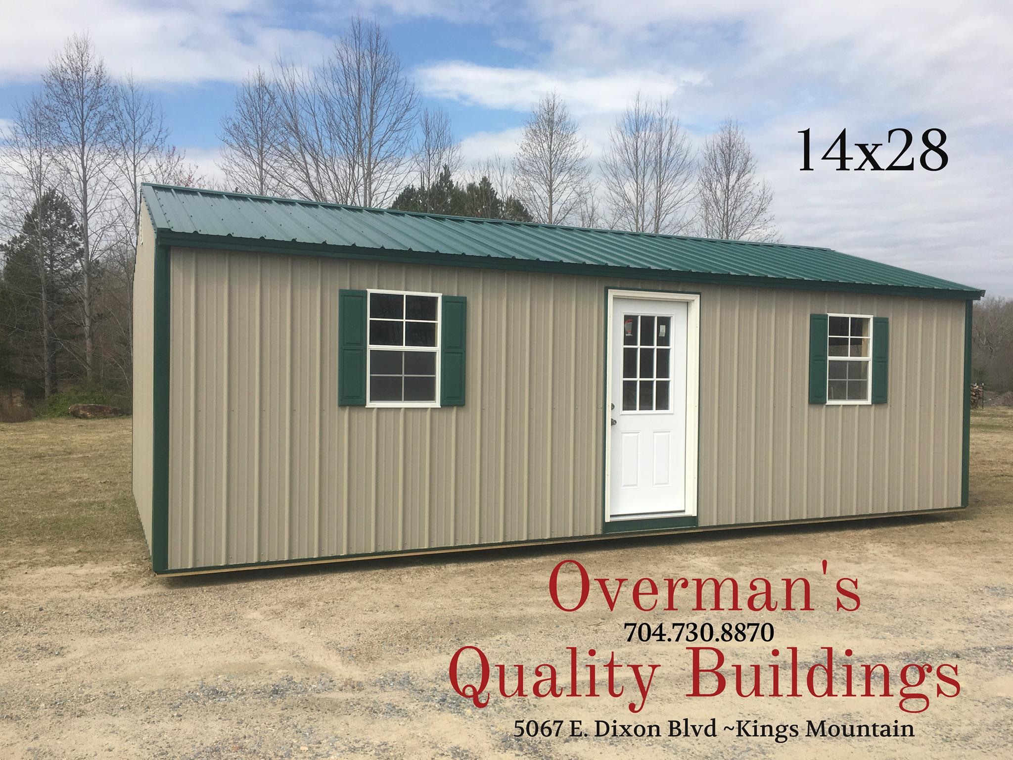 OVERMAN'S Quality Buildings