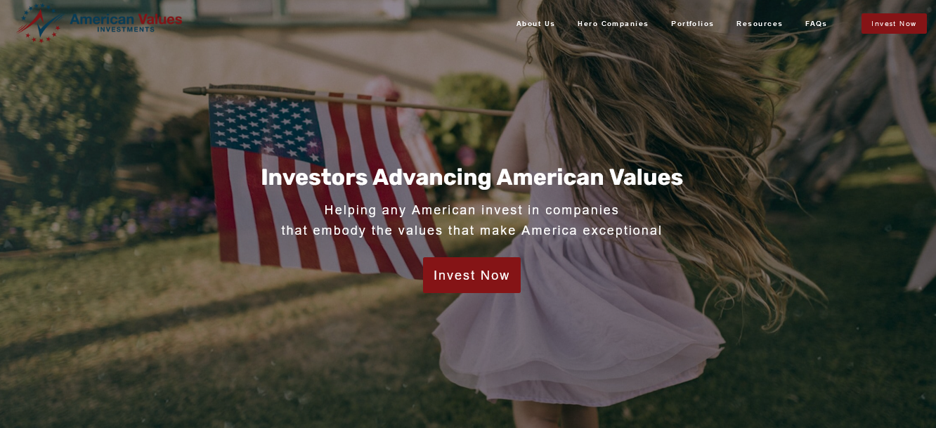 American Values Investments, Inc.