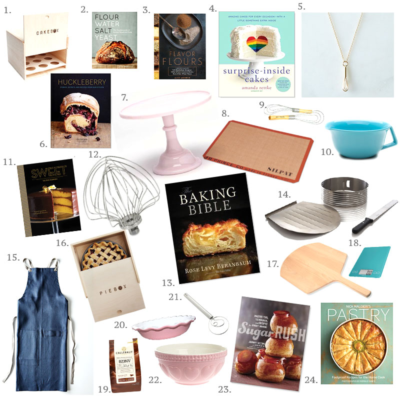 Gift Guide for the Baker