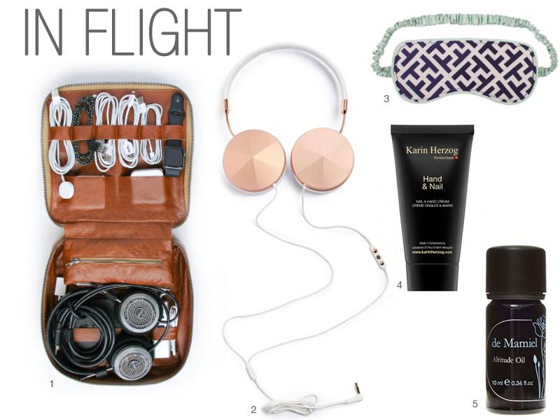 In Flight Essentials