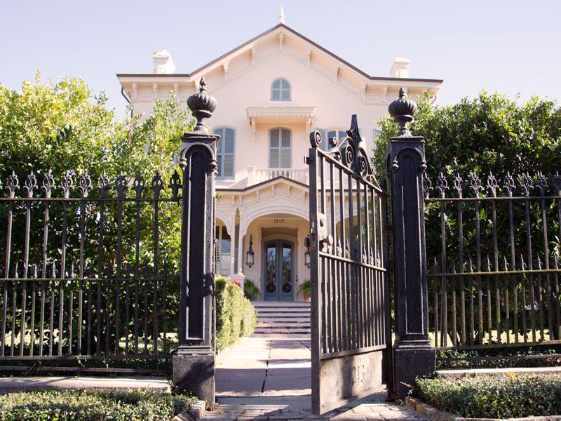 Sara Ruffin Costello Home New Orleans Garden District