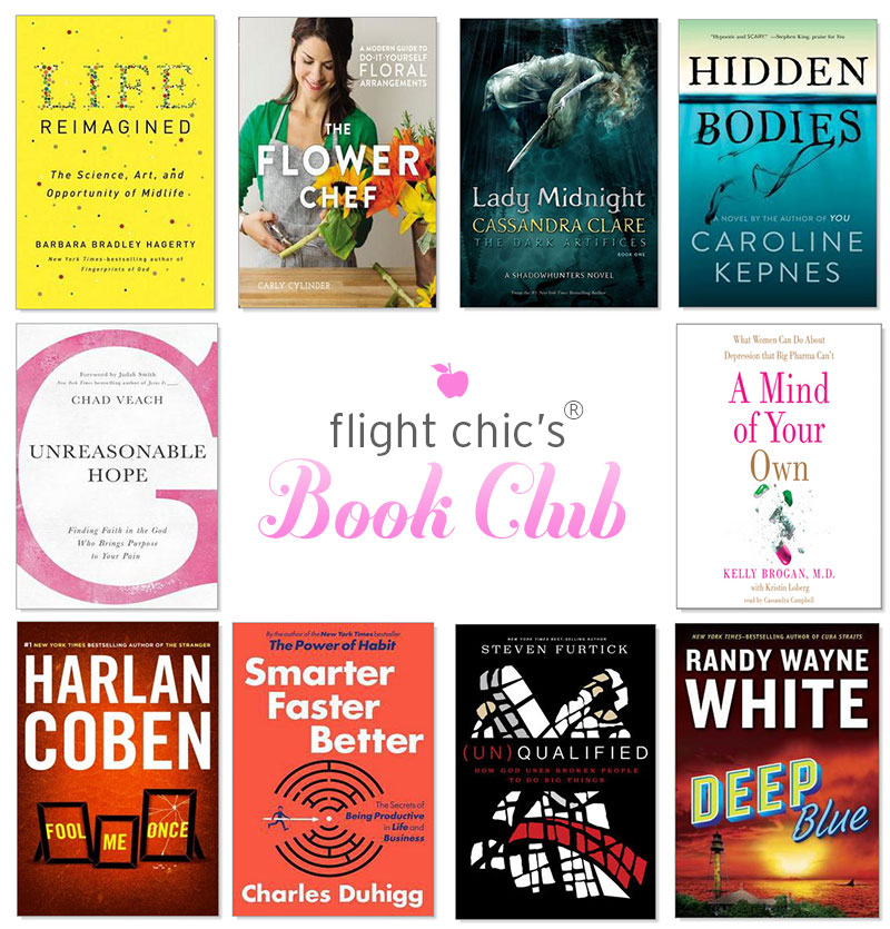 What to Read March