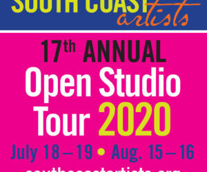 PODCAST EPISODE 25: South Coast Artists Open Studio Tour