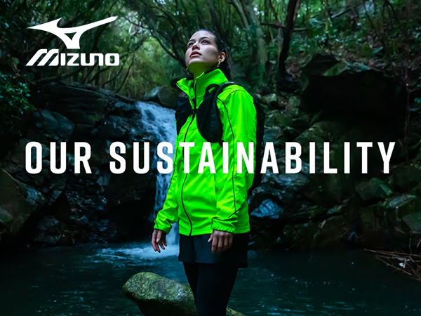 MIZUNO ACCELERATES SUSTAINABILITY ACTIVITIES WITH COMMITMENT TO BE CARBON NEUTRAL BY 2050