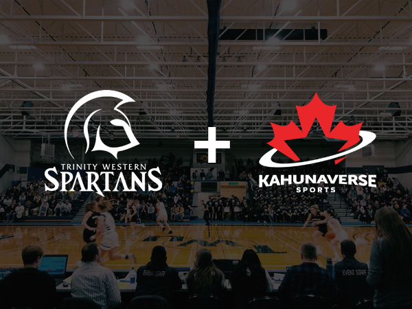 TWU Spartans and Kahunaverse to Partner for two more seasons.
