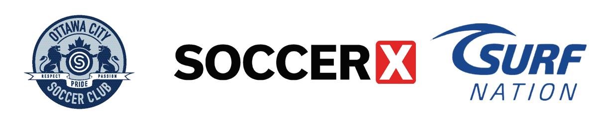 Surf Soccer - Ottawa City - SoccerX