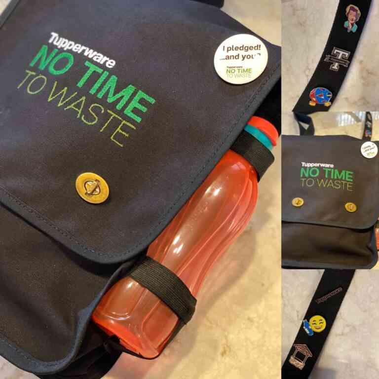Build Your FlapSwap Bag photo review