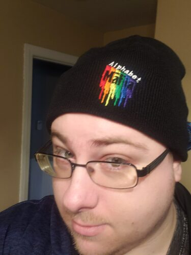 Alphabet Mafia Beanie photo review