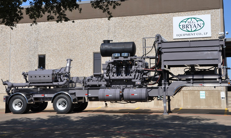 Oilfield Service Equipment