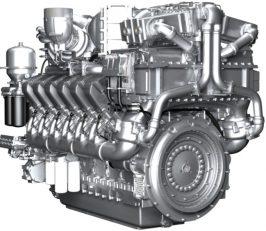 MTU Diesel Engines