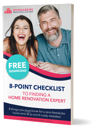 FREE Download: Bundaberg Renovations Checklist