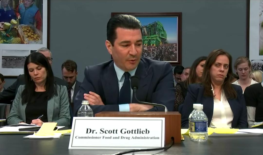Former FDA Commissioner Gottlieb says 'Canadians have safe drugs'