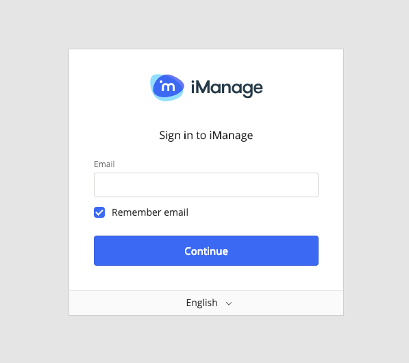 controlling-your-imanage-login