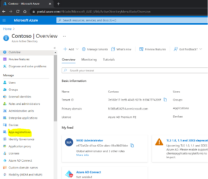 OneDrive ClientId Step3