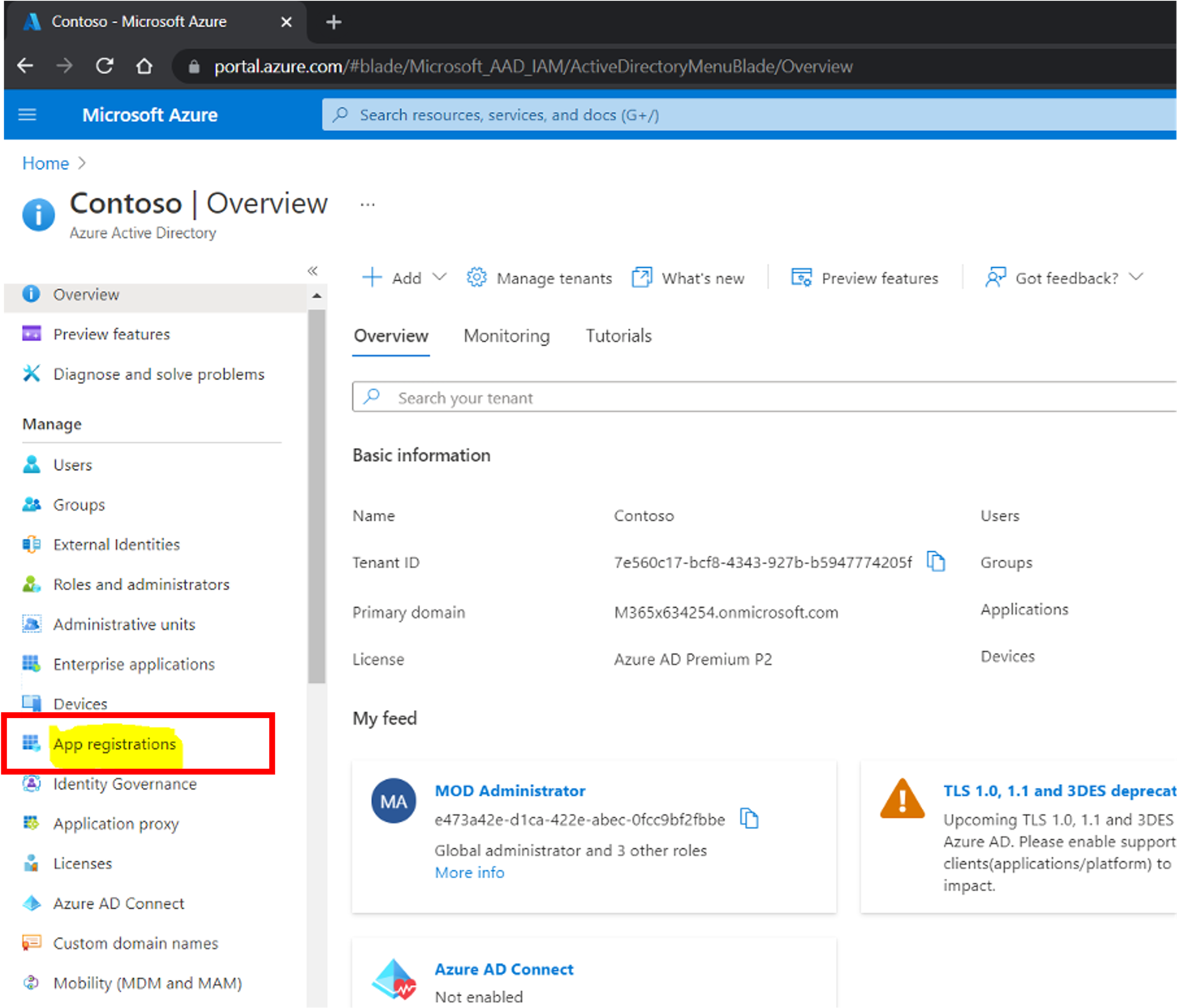 OneDrive ClientId Step 3
