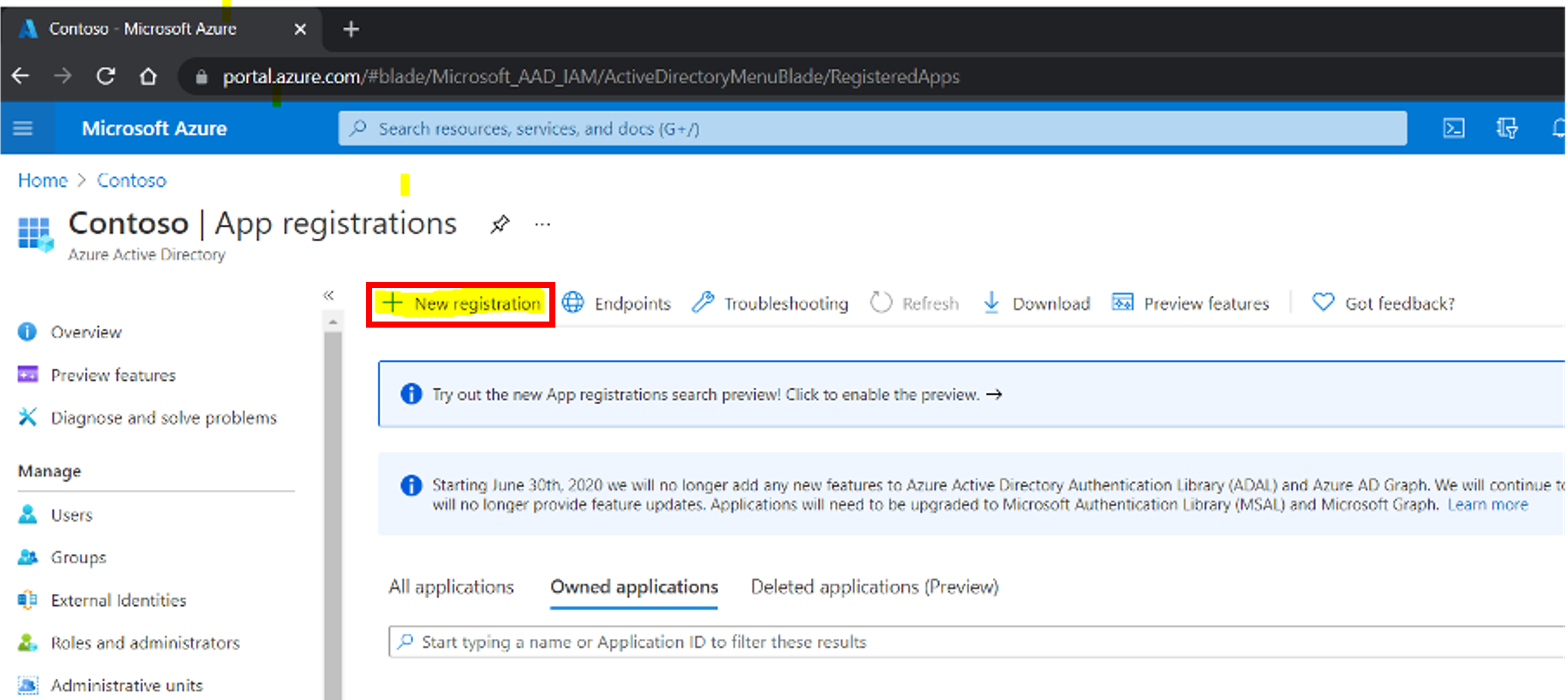 OneDrive ClientId Step 4