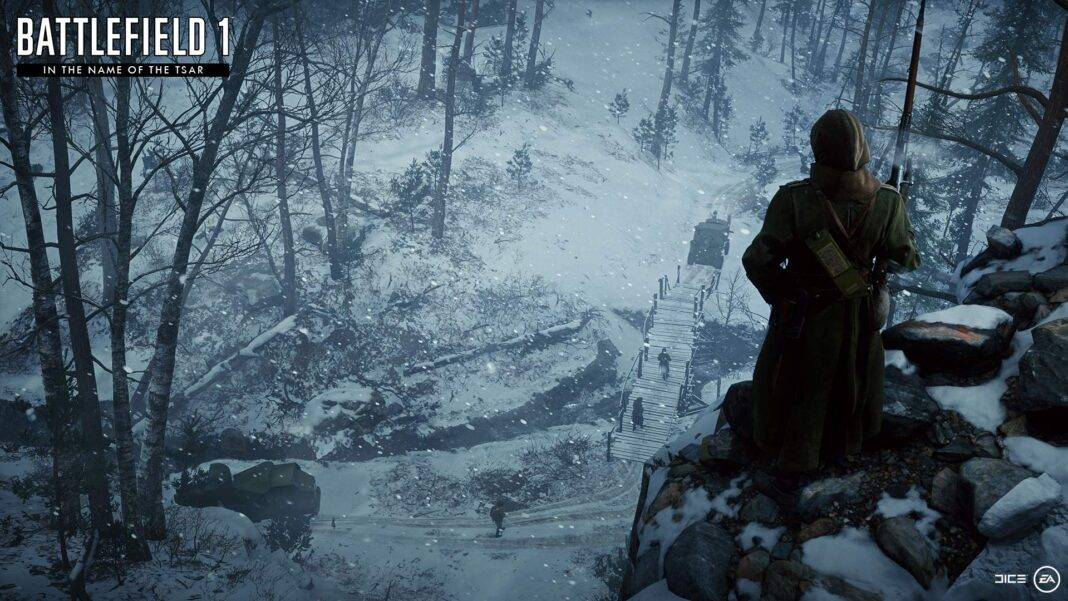 battlefield  in the name of the tsar