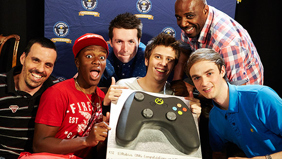 Gamers achieving World Record!