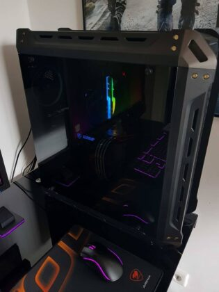 $3800 Gaming PC - Project RaumWerk.