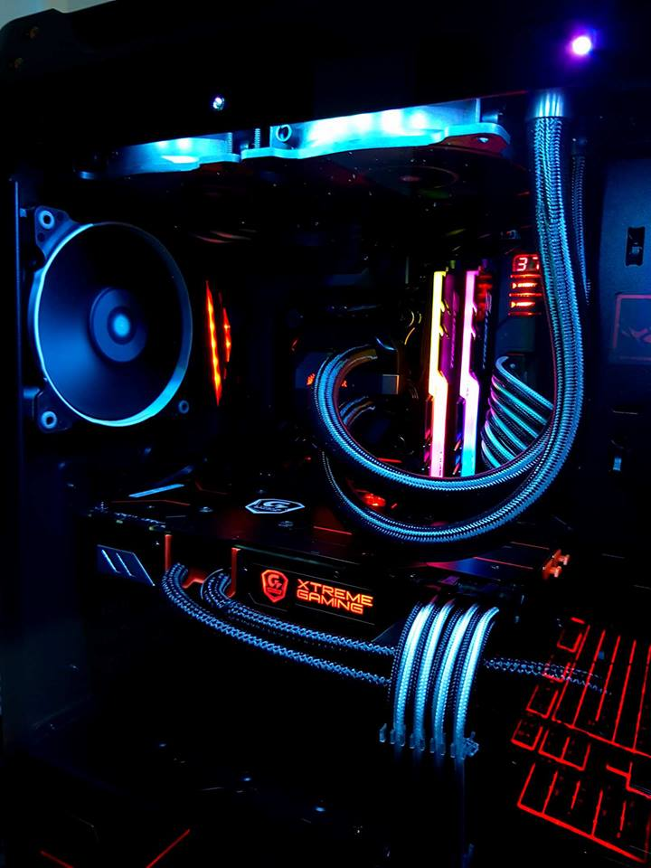 $GamingPC ProjectRaumWerk.