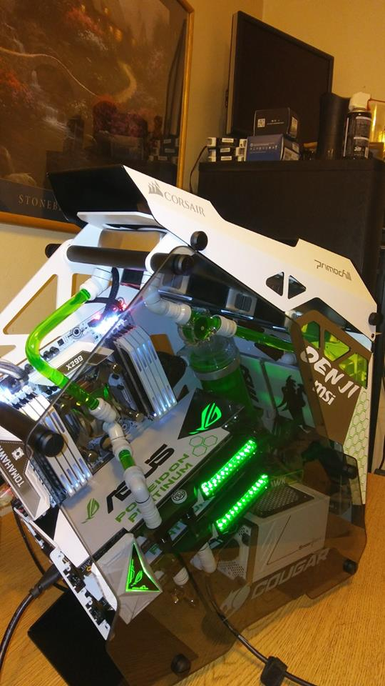 $GamingPC ProjectSkyGreen.