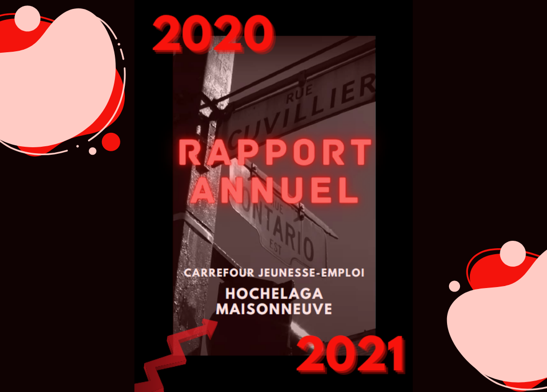Rapport annuel 2020-21