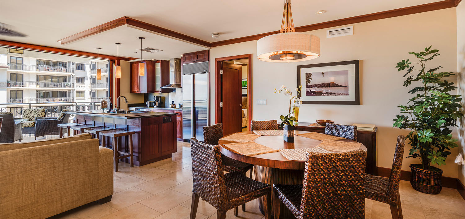 Beach Villas at Ko Olina (2Bed)