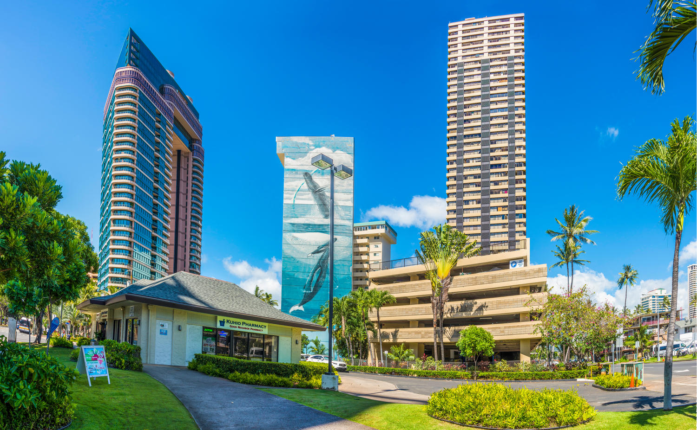 Penthouse104 Waikiki Hawaiian-large-020-Area Pharmacy-1500x928-72dpi