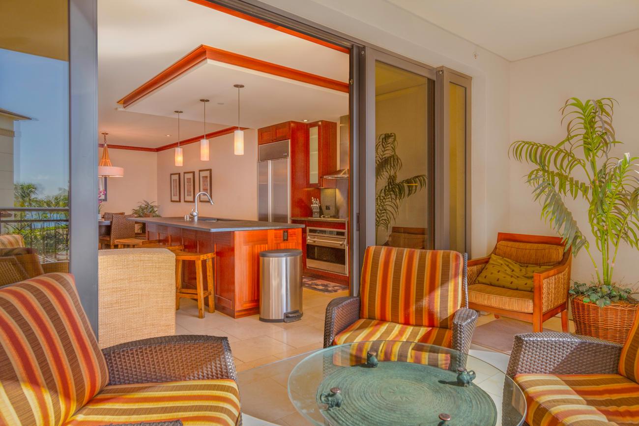 Beach Villas at Ko Olina (2Bed) -5th floor