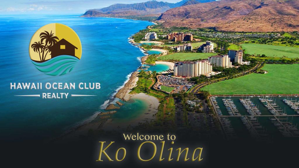 welcome to ko olina