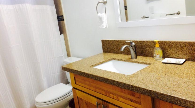 Waikiki Banyan 24th bathroom view
