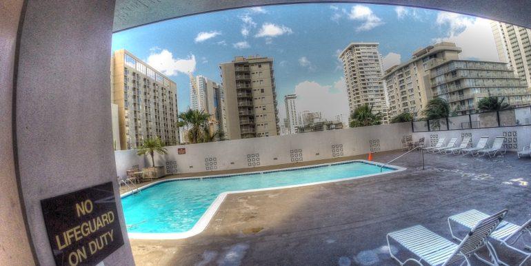 Royal Kuhio Pool