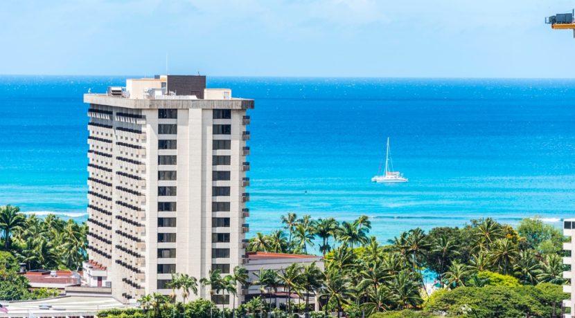 Hawaiian Monarch 2403 view