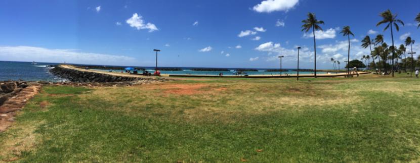 waikiki Hawaii beach