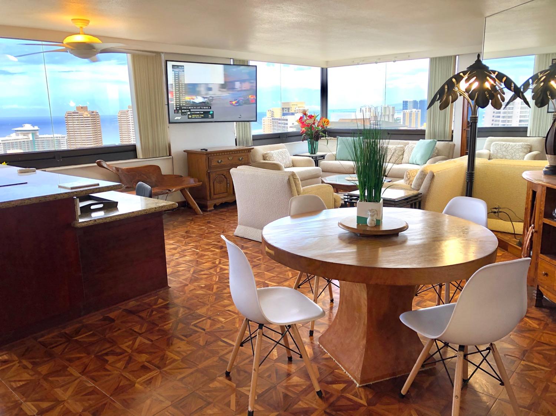 Hawaiian Monarch – Penthouse #601 (3Bed)