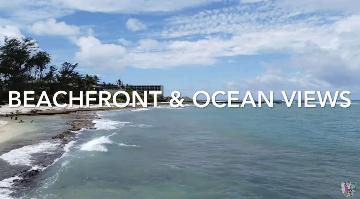 Where to Stay on Oahu Hawaii?... Beachfront and Ocean View Condos